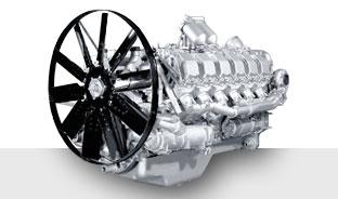 Двигатель ЯМЗ-850.10-01