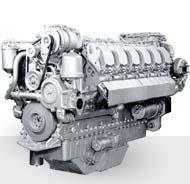 Двигатель ЯМЗ-847.10