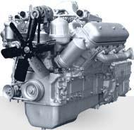 Двигатель ЯМЗ-236M2-29