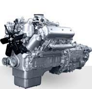 Двигатель ЯМЗ-236А-1