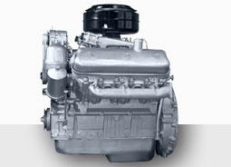 Двигатель ЯМЗ-236M2-15